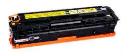1 x Cart-316 (Yellow) / CB542A - Compatible Canon laser toner cartridge  for Canon Colour Laser Printer LBP-5050N