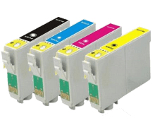 Any 12 x T0731-T0734 (73N/103) V6. Compatible Inkjet Cartridges for Epson