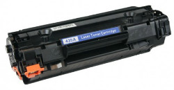 1 x HP 35A /CB435A (1x Black) Compatible laser toner cartridge for HP Laser Printers (2,000 pages)