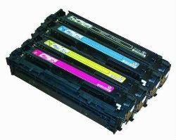 8 x CE310A - CE313A HP 126A (2 set=8 Cartridges)- Brand New Compatible toner cartridges for HP Laserjet CP1020, CP1025, CP1025NW, 100 Color M175a / 100 Color M175nw, Pro M275