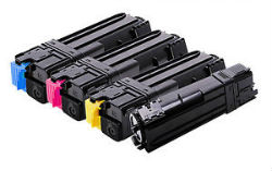 (Free Delivery) Any 5 x Xerox CP305D (2/1/1/1=5) (HY-3K) Compatible Toner Cartridges for Xerox DocuPrint CM305D, CM305DF, CP305D