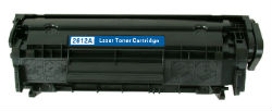 (Free Delivery) 3 x HP 12A/Q2612A (Black 2K Pages)-Brand New Compatible laser toner for HP Laser Printers