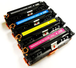 (Free Delivery) Any 5 x CE410X - CE413A (2/1/1/1=5)- Brand New Compatible toner cartridges for HP Laserjet  Pro 300 Color MFP M351a, M375nw, Pro 400 Color M451dn, M451dw, M451nw, M475dn, MFP M475dw