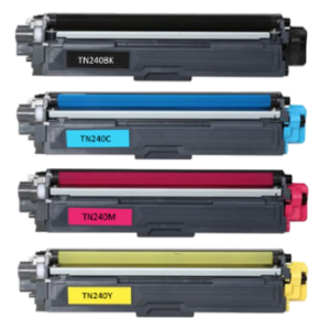 (Free Delivery) Any 4x Brother TN-240  (CMYK) Brand New Compatible Toner Cartridges