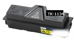 (Free Delivery) 5 x Kyocera TK-1134 (Black) (3K) Brand New Compatible laser toner cartridges for Kyocera Fax/Printers FS-1030 MFP, FS-1130 MFP