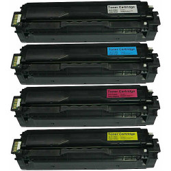 (Free Delivery) Any 5 x Samsung CLT-K504S - CLT-Y504S series (2/1/1/1=5) Brand New Compatible Toner Cartridge for Samsung  CLP-415, CLP-415N, CLP-415NW, CLX-4170, CLX-4190, CLX-4195FW, CLX-4195FN, SL-C1810W, SL-C1860FW