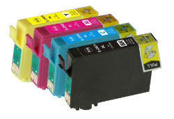 (Free Delivery) Any 12 x 200XL (High Yield) Epson Compatible Inkjet Cartridges for Epson Inkjet Printers Expression Home XP-100, XP-200, XP-300, XP-310, XP-314 XP-400, XP-410, Workforce WF-2510, Workforce WF-2520, Workforce WF-2530, WF2530, Workforce WF-2