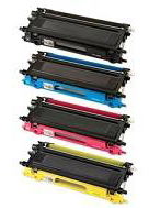 (Free Delivery) Any 5x Brother TN-251 / TN-255  (2/1/1/1=5) (HY-2.5k/2.2k) (CMYK) Brand New Compatible Toner Cartridges for HL-3150CDN, HL-3170CDW, MFC-9140CDN, MFC-9330CDW, MFC-9335CDW, MFC-9340CDW