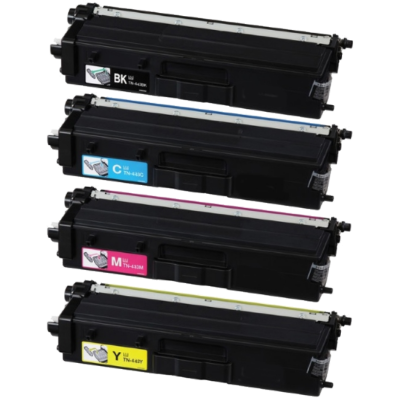 (Free Delivery) Any 4 x TN-446 Brand New Compatible Toner Cartridges for Brother HL-L8360CDW, MFC-L8900CDW