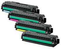 (Free Delivery) Any 8 x Samsung CLT-K506L - CLT-Y506L series (4 x colour ) Brand New Compatible Toner Cartridge for Samsung CLP-680DW, CLP-680ND, CLX-6260FD, CLX-6260FR, CLX-6260FW, CLX-6260ND