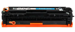 1 x CB541A (Cyan) (1.4K Pages) Compatible HP laser toner cartridge  for HP Colour Laser Printers
