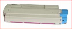 1 x Oki C610 (Magenta 6K) - Brand New Compatible toner cartridge for OKI C610, Oki C610n, Oki C610dn, Oki C610cdn, Oki C610dtn