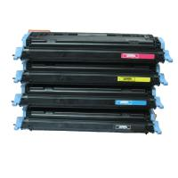 (Free Delivery) Any 4x HP Q6000A-Q6003A (4 Colour) Compatible Toner Cartridges for HP Laserjet 1600/2600/CM1015/CM1017