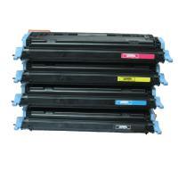 (Free Delivery) Any 4x HP Q6000A-Q6003A (4 Colour) Compatible Toner Cartridges for HP Laserjet 1600/2600/CM1015/CM1017