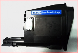 1 x Kyocera TK-1129 (Black) (2.1K) Brand New Compatible laser toner cartridge for Kyocera Fax/Printers FS-1061DN FS-1325MFP