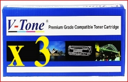(Free Delivery) 3x HP 05X/CE505X (High Yield-Black)-Brand New Compatible laser toner cartridge for HP Laserjet P2055