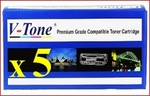 (Free Delivery) 5 x FX-9 (Black) Brand New Compatible laser toner cartridges for Canon