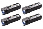 (Free Delivery) Any 4x Dell 2150 (Full Set=4 ) HY (3K Each) Compatible toner cartridges for Dell 2150cdn / 2150cn / 2155cdn / 2155cn