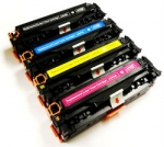 (Free Delivery) Any 4 x CE410X - CE413A (4 Colour)- Brand New Compatible toner cartridges for HP Laserjet  Pro 300 Color MFP M351a, M375nw, Pro 400 Color M451dn, M451dw, M451nw, M475dn, MFP M475dw