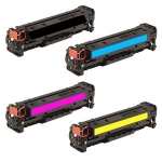 (Free Delivery) Any 4 x CF210X - CE213A (4 Colour)- Brand New Compatible toner cartridges for HP Printers