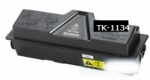 (Free Delivery) 3 x Kyocera TK-1134 (Black) (3K) Brand New Compatible laser toner cartridges for Kyocera Fax/Printers FS-1030 MFP, FS-1130 MFP