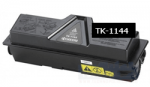 (Free Delivery) 3 x Kyocera TK-1144 (Black) (7.2K) Brand New Compatible laser toner cartridges for Kyocera Fax/Printers FS-1035, FS-1135