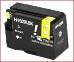 1 x HP 932XL (Black) Extra Capacity Compatible inkjet cartridge for Officejet 6100-H611, Officejet 6100-H611a, Officejet 6600-H711a, Officejet 6700-H711n