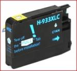 1 x HP 933XL (Cyan) Extra Capacity Compatible inkjet cartridge for Officejet 6100-H611, Officejet 6100-H611a, Officejet 6600-H711a, Officejet 6700-H711n