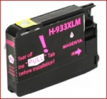 1 x HP 933XL (Magenta) Extra Capacity Compatible inkjet cartridge for Officejet 6100-H611, Officejet 6100-H611a, Officejet 6600-H711a, Officejet 6700-H711n