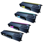 (Free Delivery) Any 4x Brother TN-349  (HY-6k) (CMYK) Brand New Compatible Toner Cartridges for Brother Colour Laser HL-L9200cdw, MFC-L9550cdw