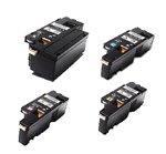 (Free Delivery) Any 5 x Fuji Xerox CP115W/CP115/CM115W (2/1/1/1=5) (HY-2K/1.4K) Compatible Toner Cartridges for Fuji Xerox DocuPrint CM115W, CP115W, CP116W, CM225FW, CP225W