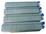 (Free Delivery) Any 5 x Oki C860 (2/1/1/1=5)- Brand New Compatible toner cartridges for OKI MC860