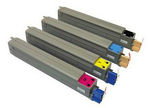 (Free Delivery) Any 4 x Oki C910 (4 Colour)- Brand New Compatible toner cartridges for OKI C910