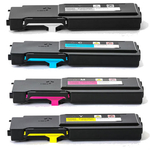 (Free Delivery) Any 4 x Fuji Xerox CM415 (4 x colour) (HY-11K) CT2026352-CT202355 Compatible Toner Cartridges for Fuji Xerox DocuPrint CM415 AP