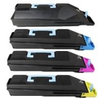 (Free Delivery) Any 4 x TK-884 Kyocera (4 Colour)- Brand New Compatible toner cartridges for Kyocera FS-C8500dn