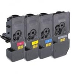 (Free Delivery) Any 4 x TK-5244 Kyocera (4 Colour)- Brand New Compatible toner cartridges for Kyocera P5026cdn, P5026cdw, M5526cdn, M5526cdw