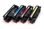 (Free Delivery) 4 x Canon Cart-046H (1/1/1/1=4) (High Yield-6.3K/5K pages) Compatible toner cartridges for Canon Printers ImageClass LBP-654CX, MF-735CX